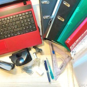 Kancelářské potřeby