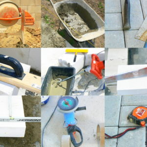 Stavební nářadí a příslušenství