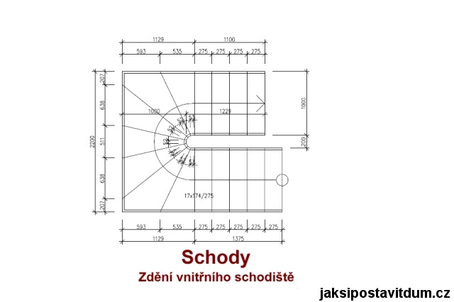 Zdeni Vnitrniho Schodiste Jaksipostavitdum Cz Magazin O Stavbe